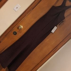 NWT formal burgundy dress